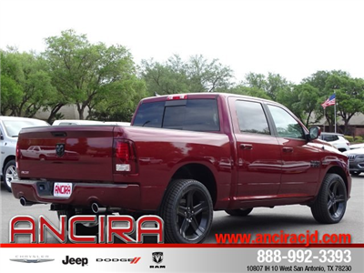 2018 Ram 1500 Crew Cab,  Pickup #R188431 - photo 6