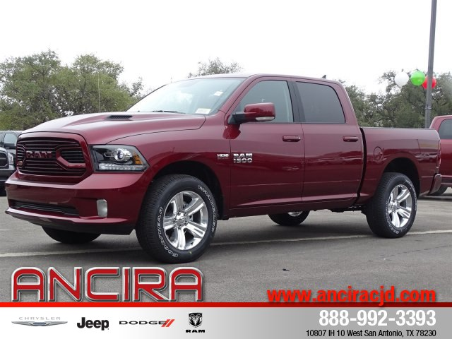 2018 Ram 1500 Crew Cab 4x4,  Pickup #R190575 - photo 2