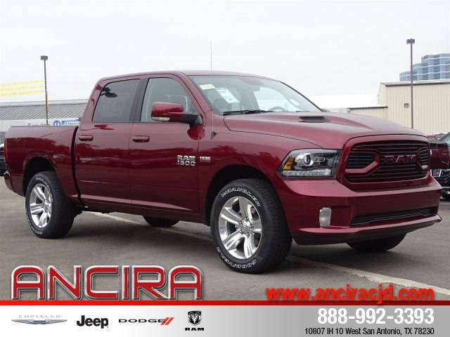2018 Ram 1500 Crew Cab 4x4,  Pickup #R190575 - photo 4
