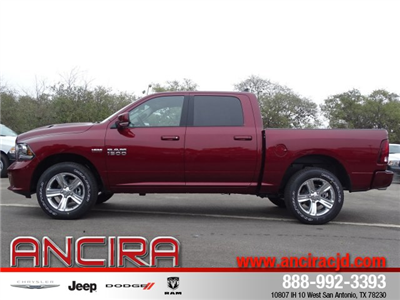 2018 Ram 1500 Crew Cab 4x4,  Pickup #R190575 - photo 1