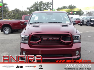 2018 Ram 1500 Crew Cab 4x4,  Pickup #R190575 - photo 3