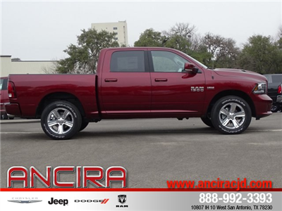 2018 Ram 1500 Crew Cab 4x4,  Pickup #R190575 - photo 5