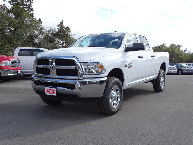 2018 Ram 2500 Crew Cab 4x4, Pickup #R206623 - photo 1