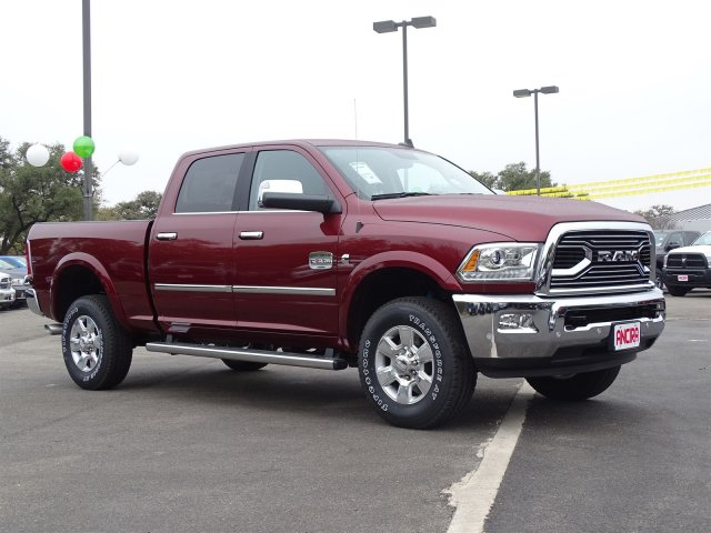 2018 Ram 2500 Crew Cab 4x4, Pickup #R232754 - photo 5