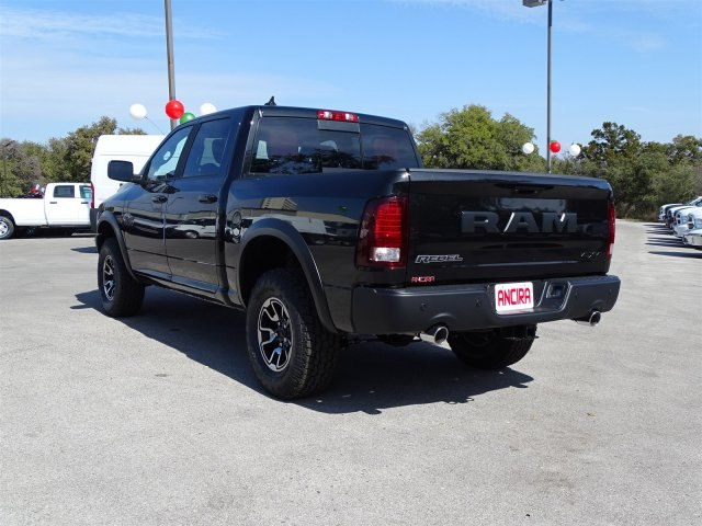 2018 Ram 1500 Crew Cab 4x4, Pickup #R234827 - photo 2