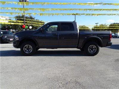2018 Ram 1500 Crew Cab 4x4, Pickup #R234834 - photo 3