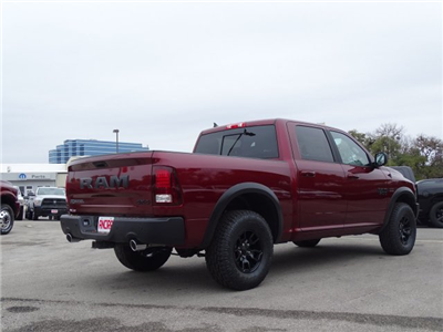 2018 Ram 1500 Crew Cab 4x4, Pickup #R234902 - photo 7
