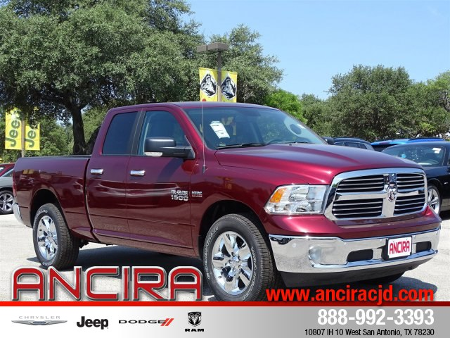 2018 Ram 1500 Quad Cab 4x2,  Pickup #R266315 - photo 4