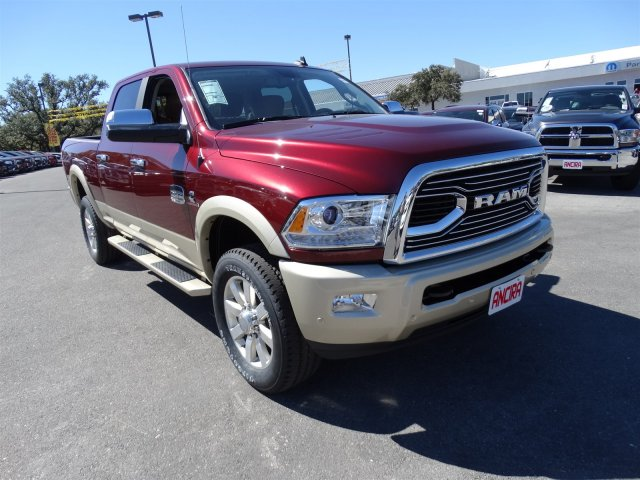 2017 Ram 2500 Crew Cab 4x4, Pickup #R634496 - photo 4