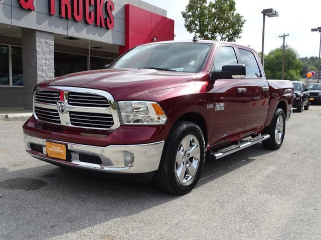 2017 Ram 1500 Crew Cab Pickup #R687266A - photo 3