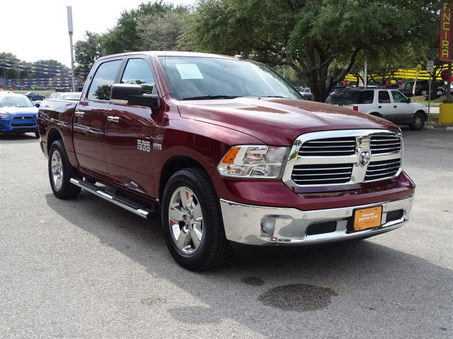 2017 Ram 1500 Crew Cab Pickup #R687266A - photo 6