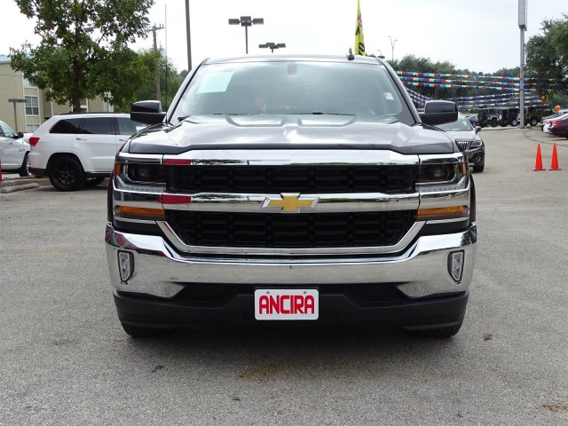 2017 Silverado 1500 Crew Cab Pickup #R825472A - photo 4