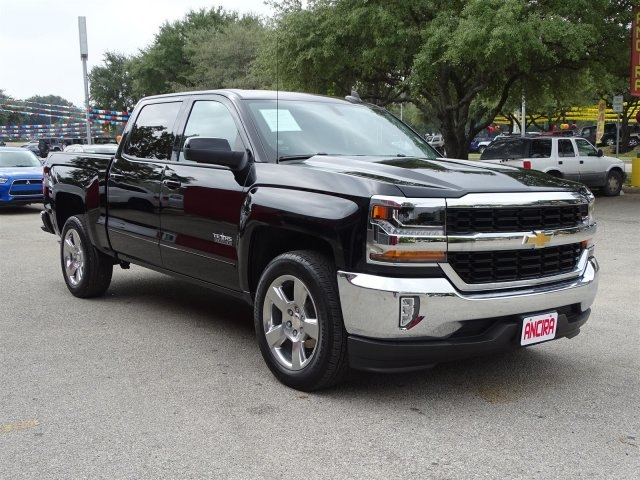 2017 Silverado 1500 Crew Cab Pickup #R825472A - photo 5