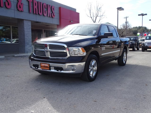 2016 Ram 1500 Crew Cab 4x4, Pickup #R873505A - photo 3