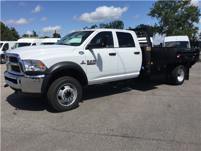 2017 Ram 5500 Crew Cab DRW 4x4, Freedom ProContractor Contractor Body #171253 - photo 1
