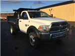 2017 Ram 5500 Regular Cab DRW 4x4, Monroe Dump Body #171535 - photo 1
