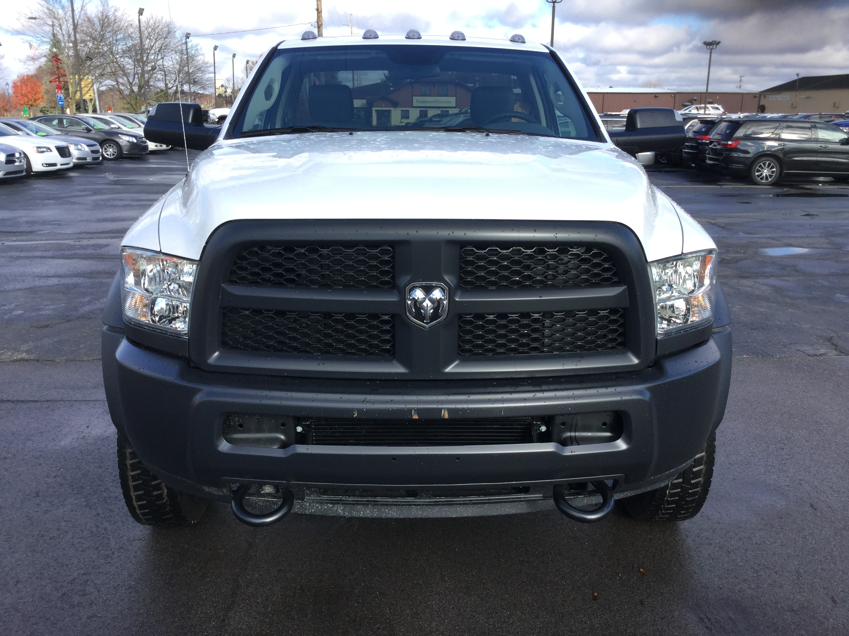 2017 Ram 5500 Regular Cab DRW 4x4, Cab Chassis #17162 - photo 3