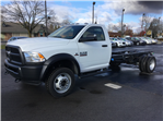 2017 Ram 5500 Regular Cab DRW 4x4, Cab Chassis #17162 - photo 1