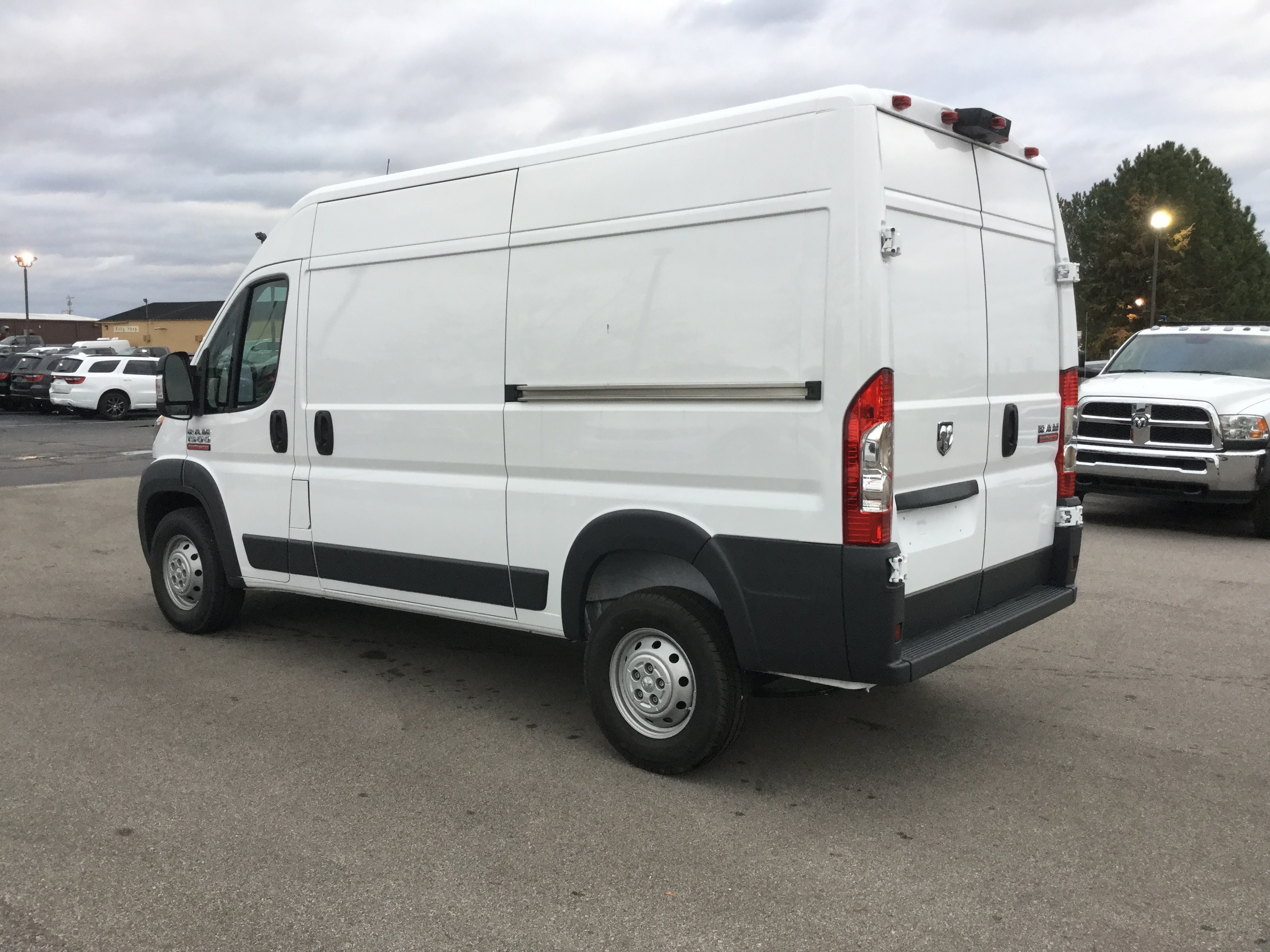 2018 ProMaster 1500 High Roof FWD,  Empty Cargo Van #18096 - photo 7