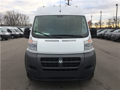 2018 ProMaster 1500 High Roof FWD,  Empty Cargo Van #18096 - photo 3