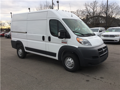 2018 ProMaster 1500 High Roof FWD,  Empty Cargo Van #18096 - photo 6