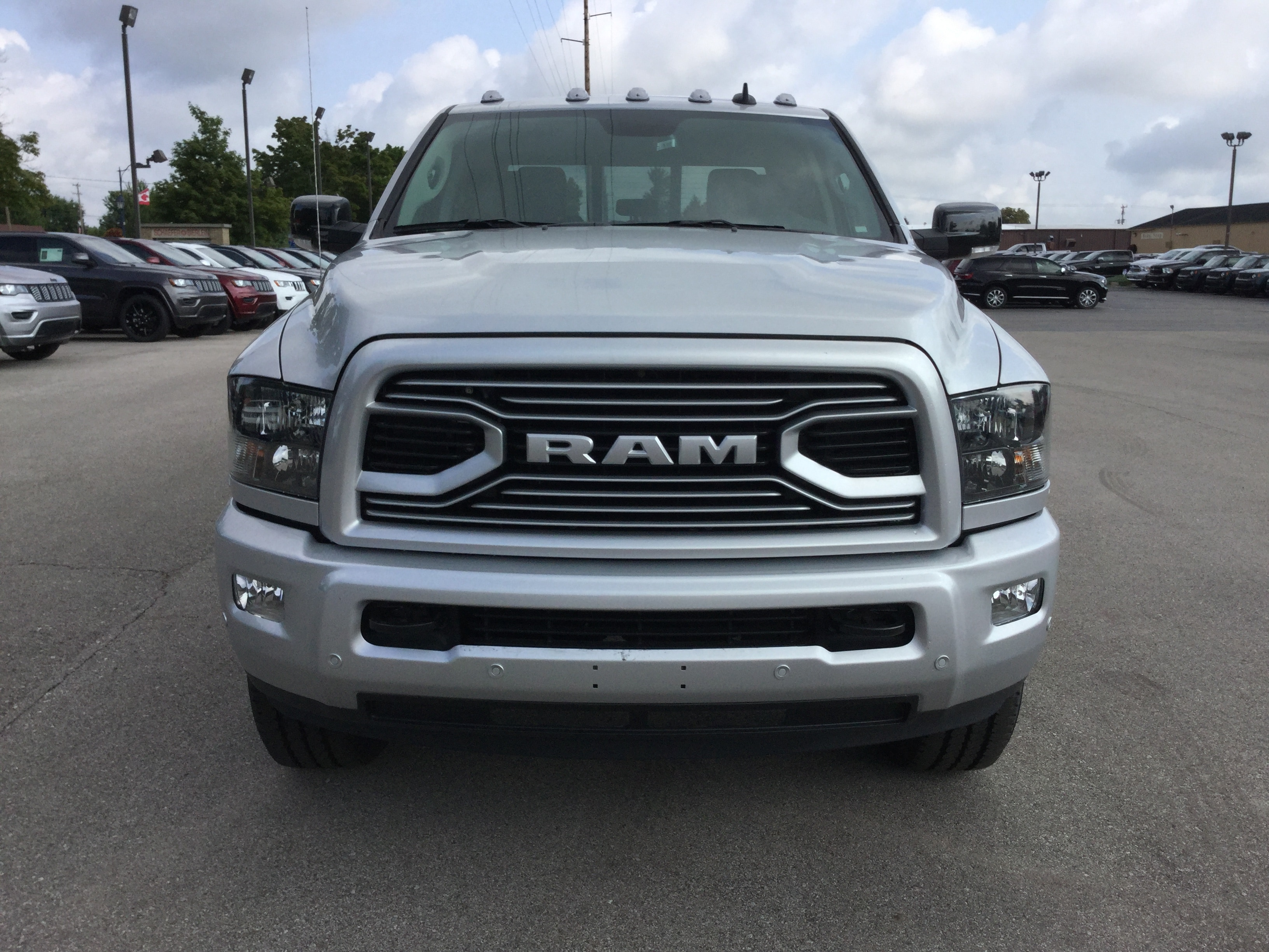 2018 Ram 2500 Crew Cab 4x4,  Pickup #181062 - photo 3