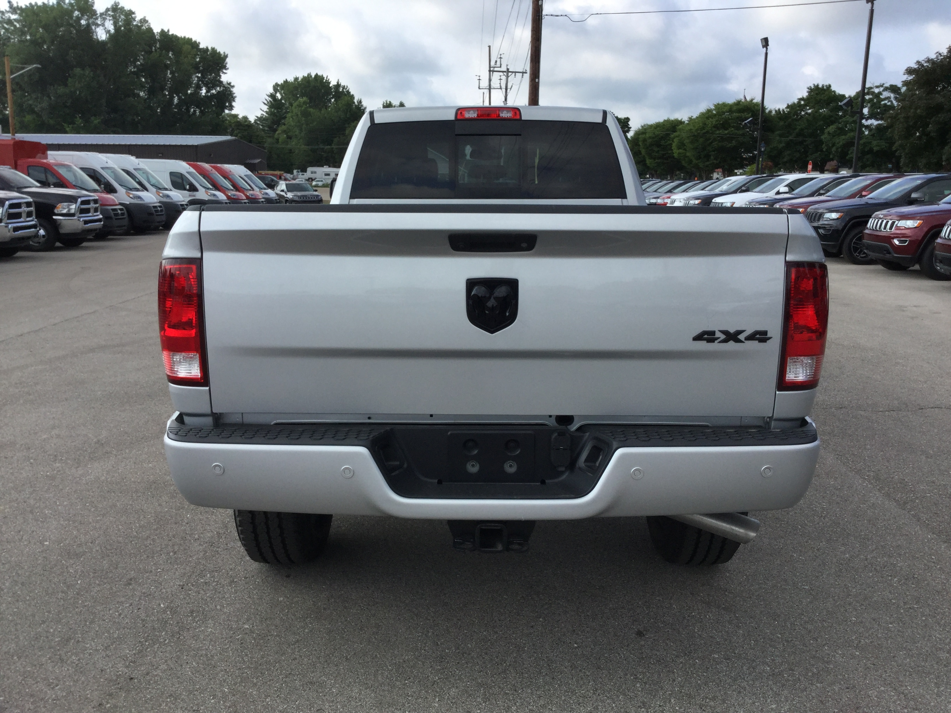2018 Ram 2500 Crew Cab 4x4,  Pickup #181062 - photo 2