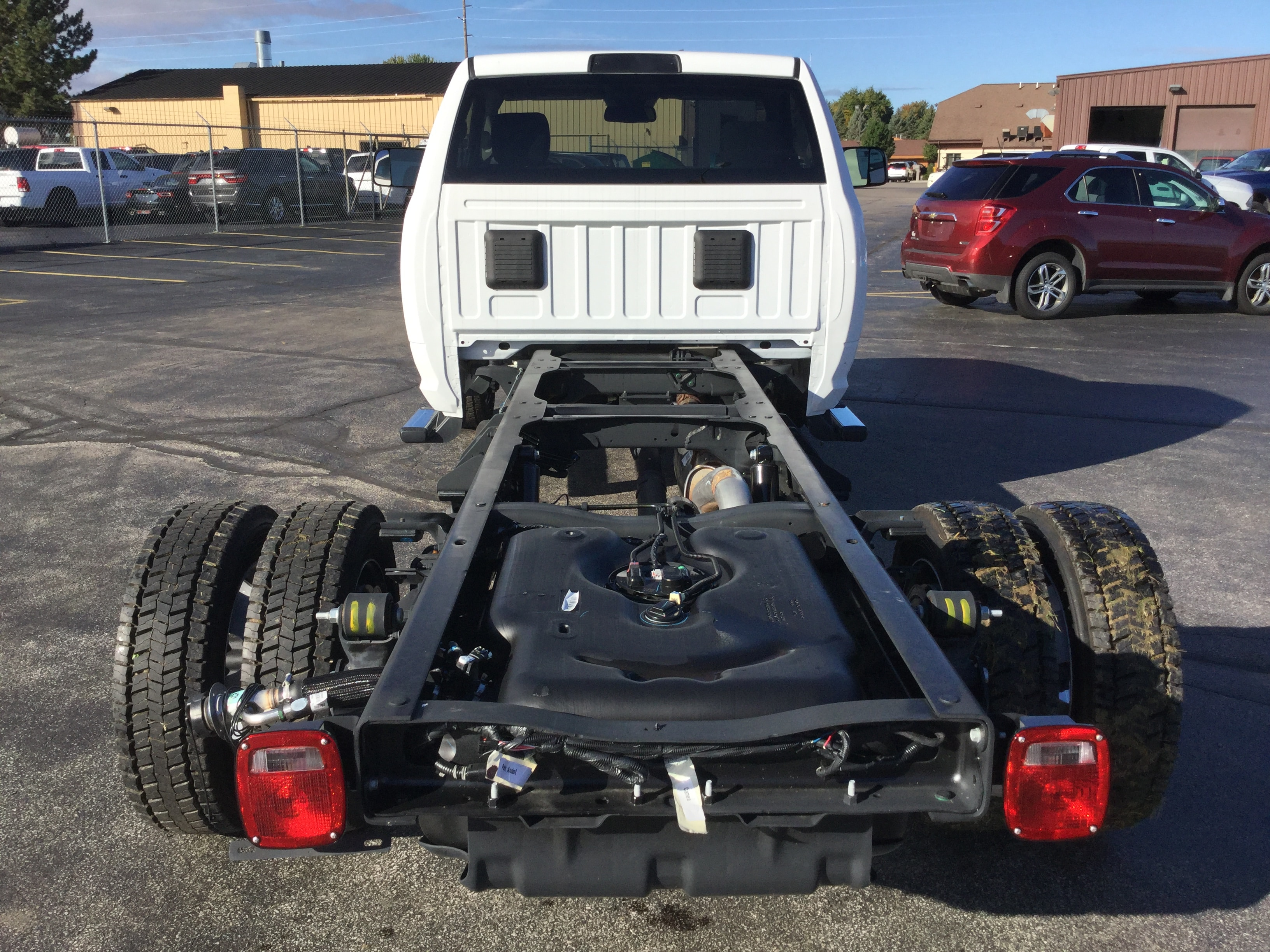 2018 Ram 5500 Regular Cab DRW 4x4,  Cab Chassis #181167 - photo 6