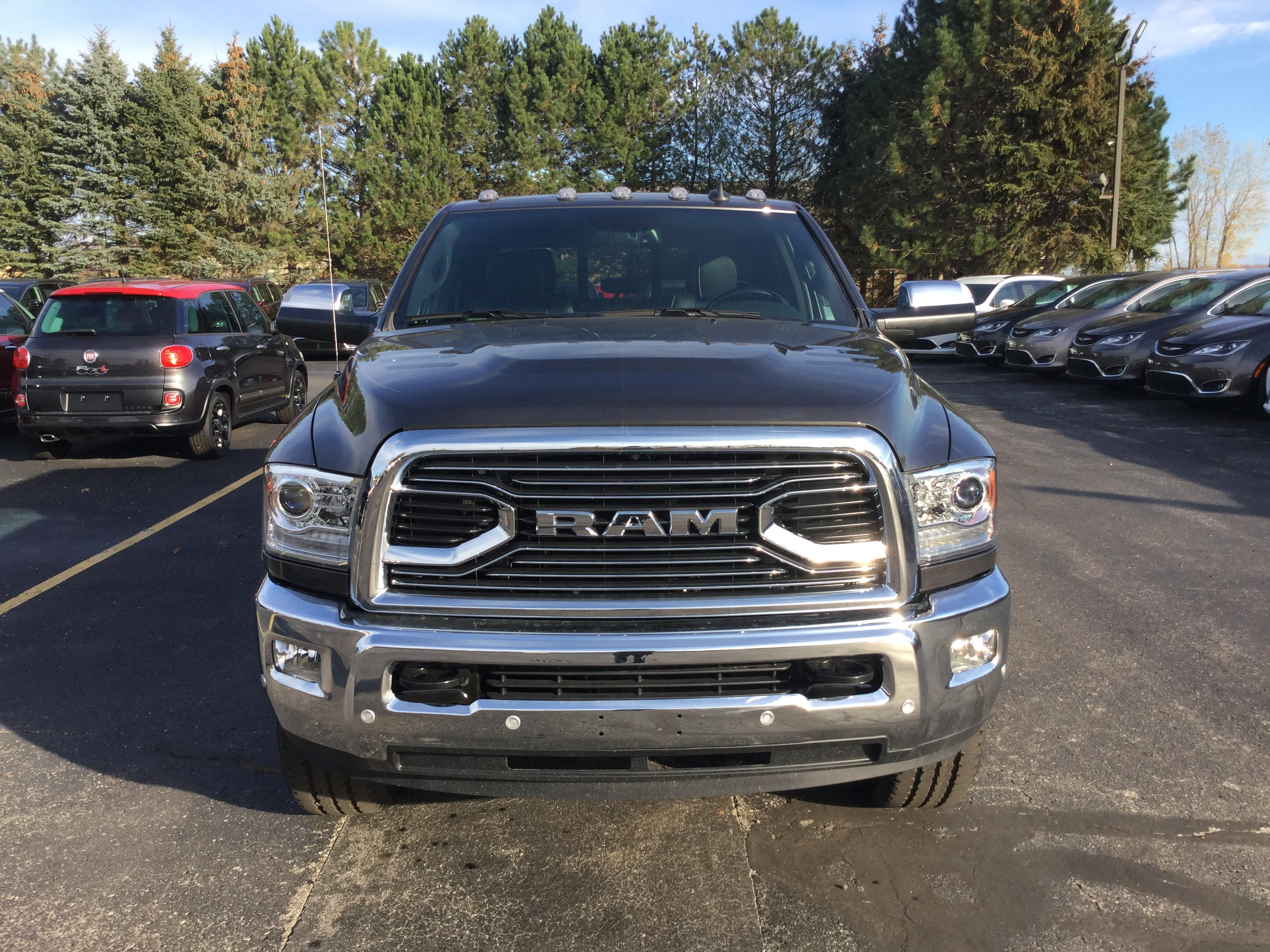2018 Ram 2500 Crew Cab 4x4,  Pickup #18148 - photo 5