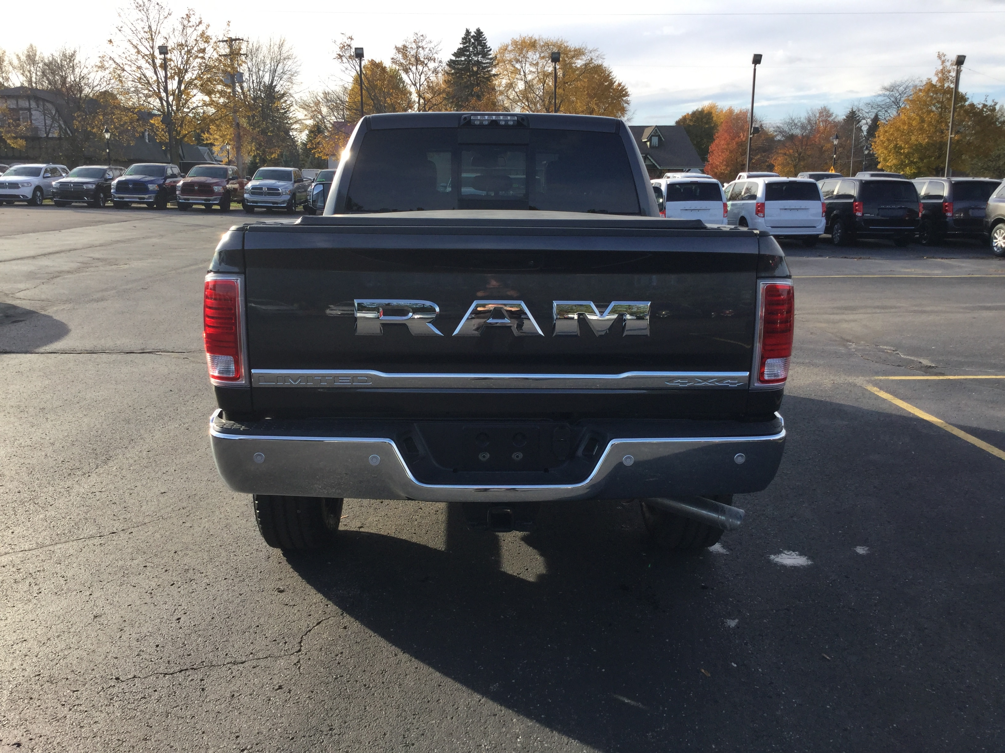 2018 Ram 2500 Crew Cab 4x4,  Pickup #18148 - photo 6
