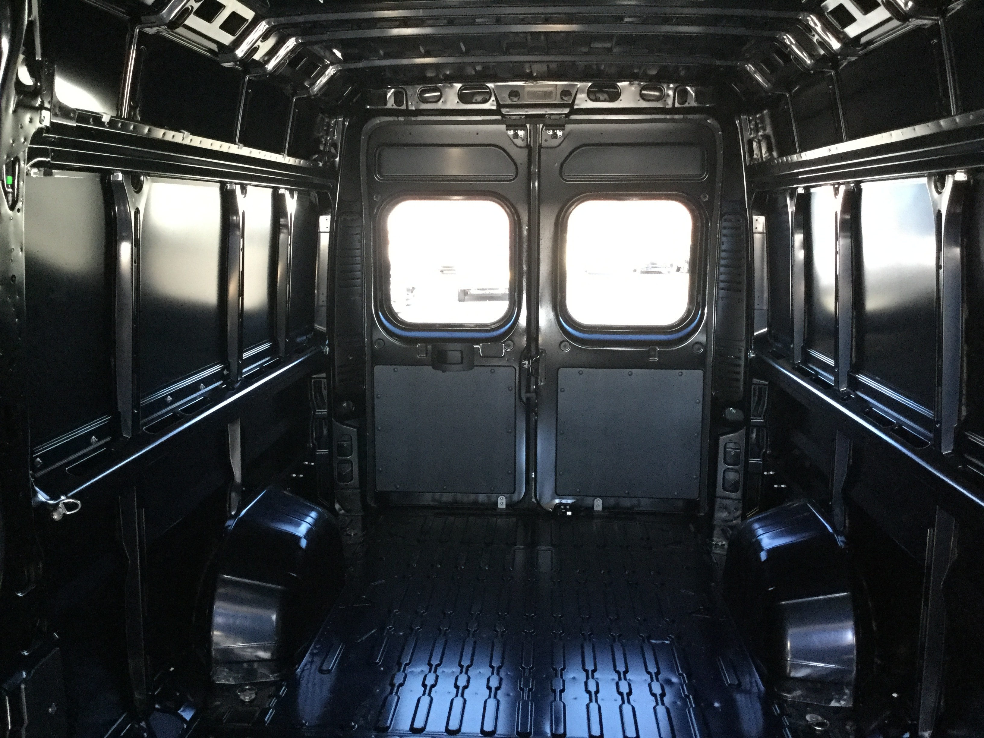 2018 ProMaster 3500 High Roof, Cargo Van #18343 - photo 11