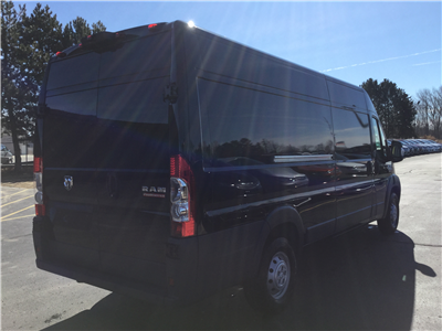 2018 ProMaster 3500 High Roof, Cargo Van #18343 - photo 3
