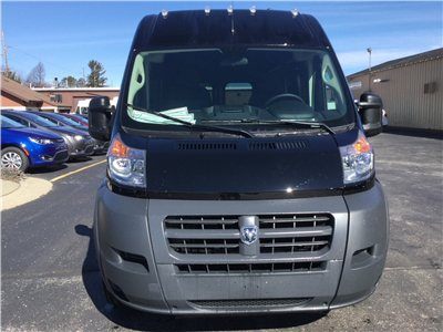 2018 ProMaster 3500 High Roof, Cargo Van #18343 - photo 4