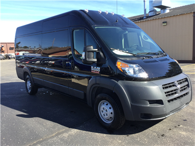 2018 ProMaster 3500 High Roof, Cargo Van #18343 - photo 5