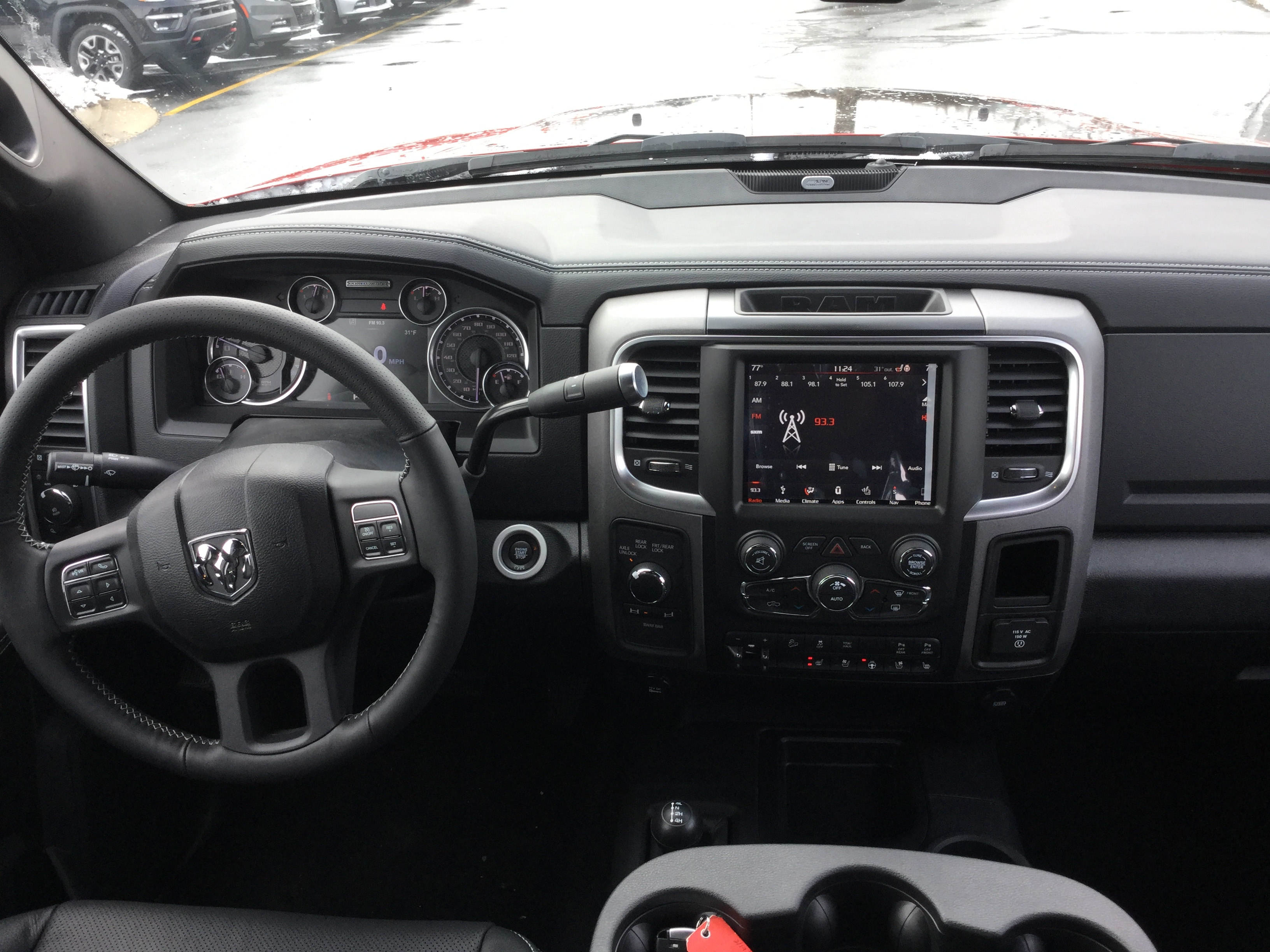 2018 Ram 2500 Crew Cab 4x4,  Pickup #18440 - photo 11