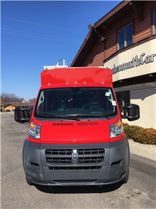 2018 ProMaster 3500 Standard Roof, Reading Aluminum CSV Service Utility Van #18457 - photo 3
