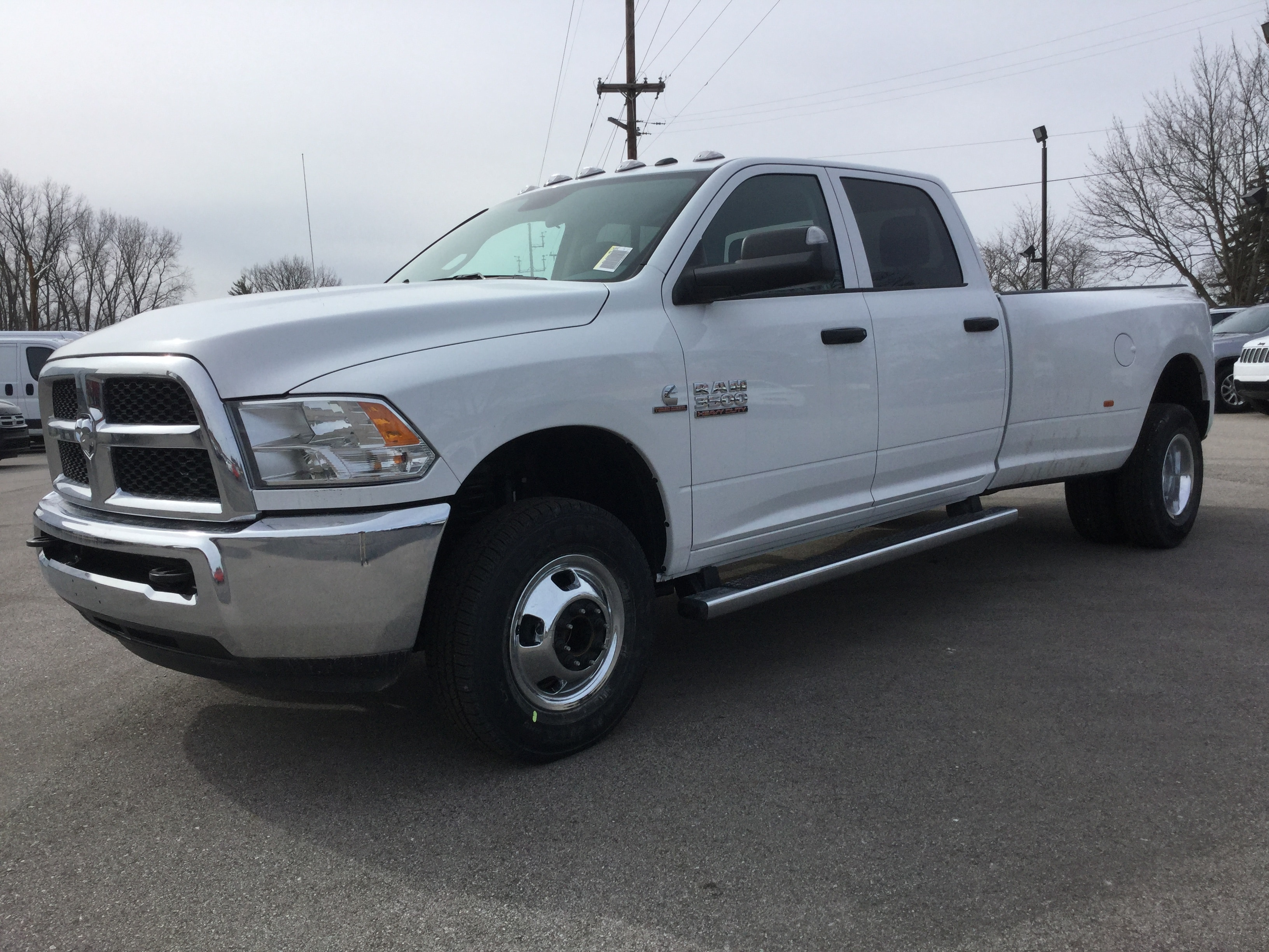 2018 Ram 3500 Crew Cab DRW 4x4,  Pickup #18506 - photo 1