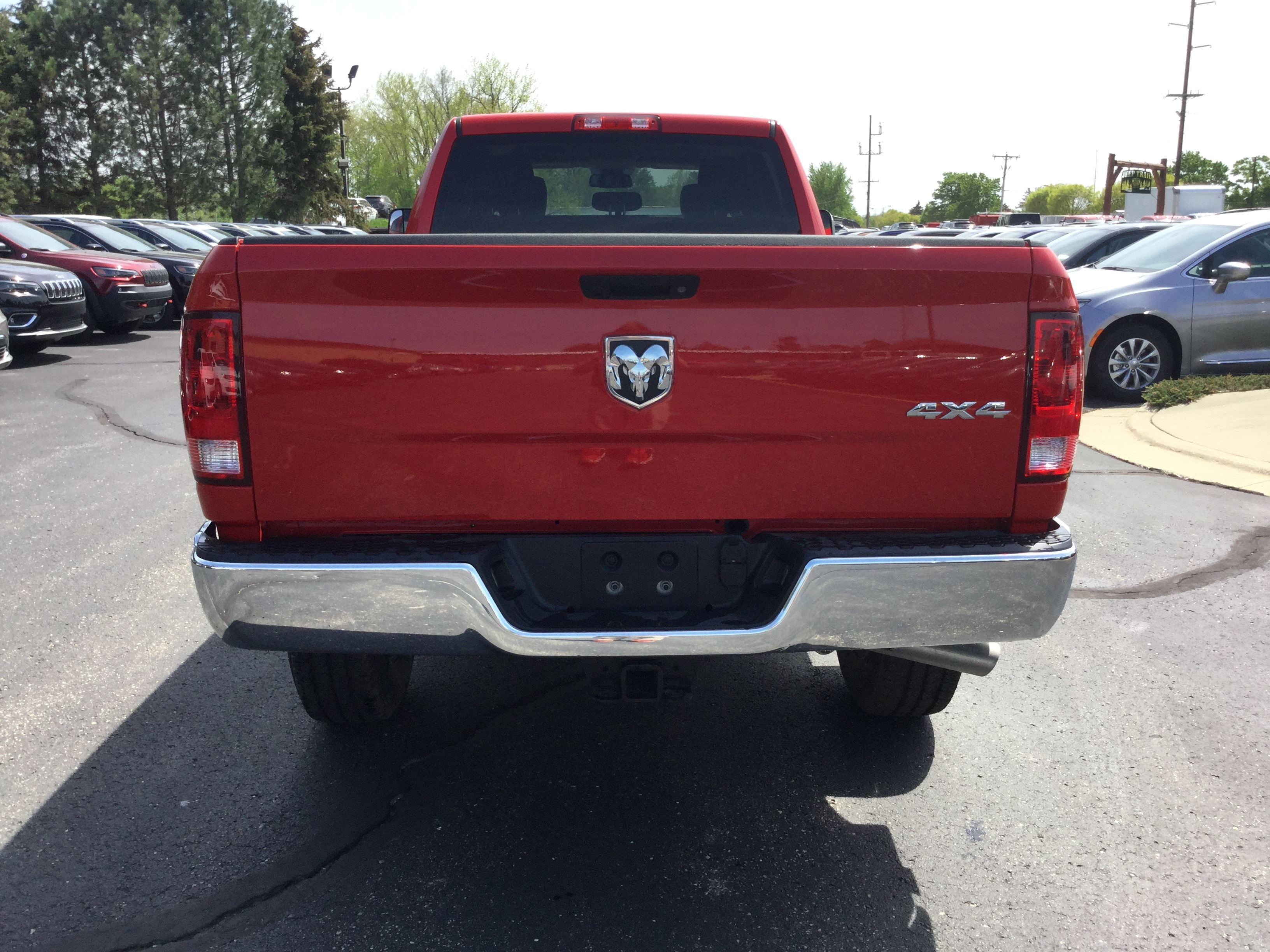 2018 Ram 3500 Crew Cab 4x4,  Pickup #18558 - photo 7