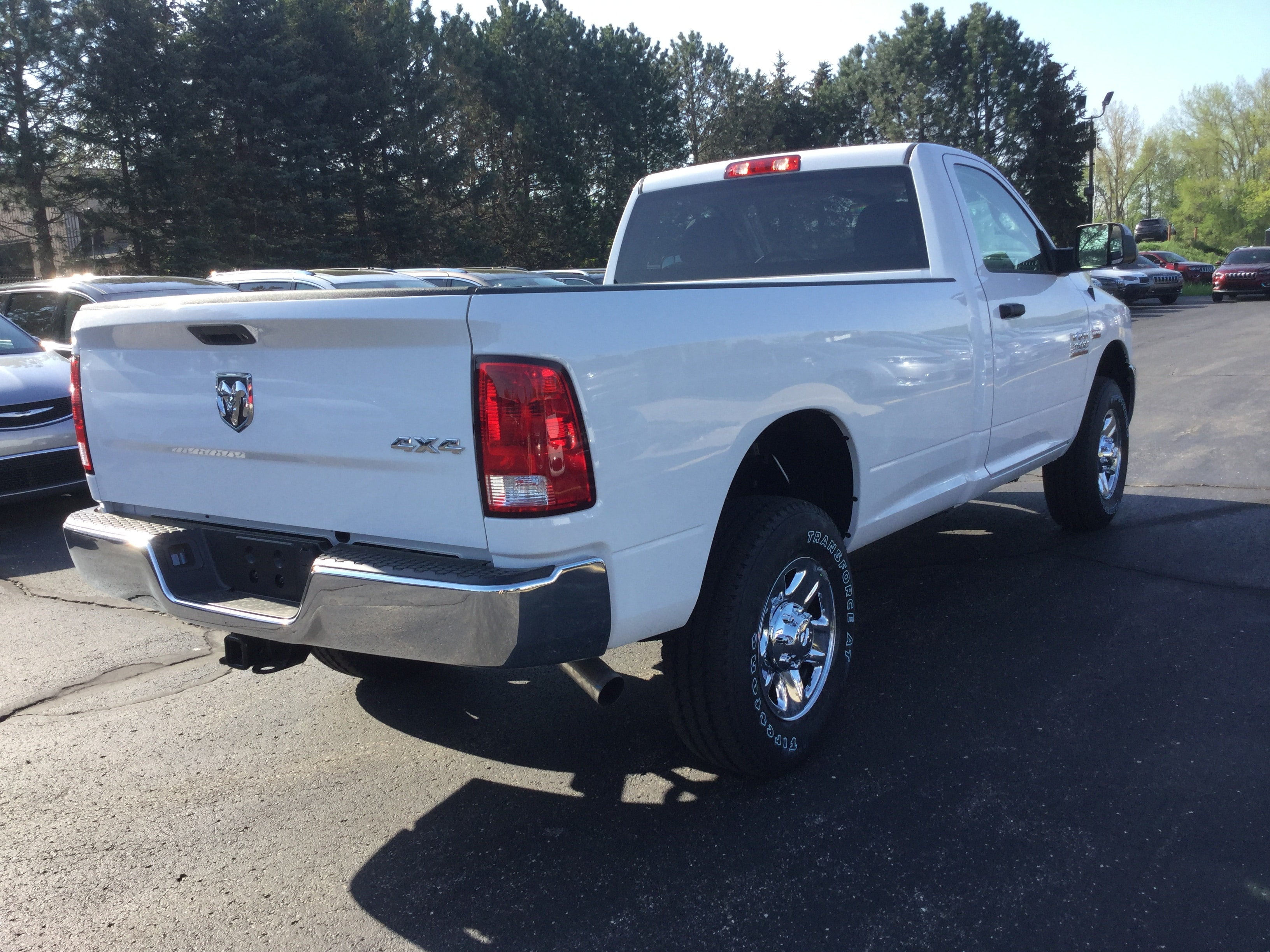 2018 Ram 3500 Regular Cab 4x4, Pickup #18595 - photo 4