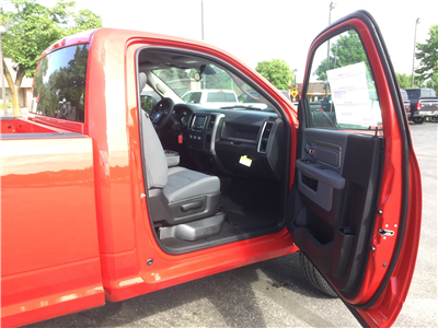 2018 Ram 3500 Regular Cab 4x4,  Pickup #18603 - photo 9