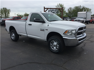 2018 Ram 3500 Regular Cab 4x4,  Pickup #18611 - photo 4