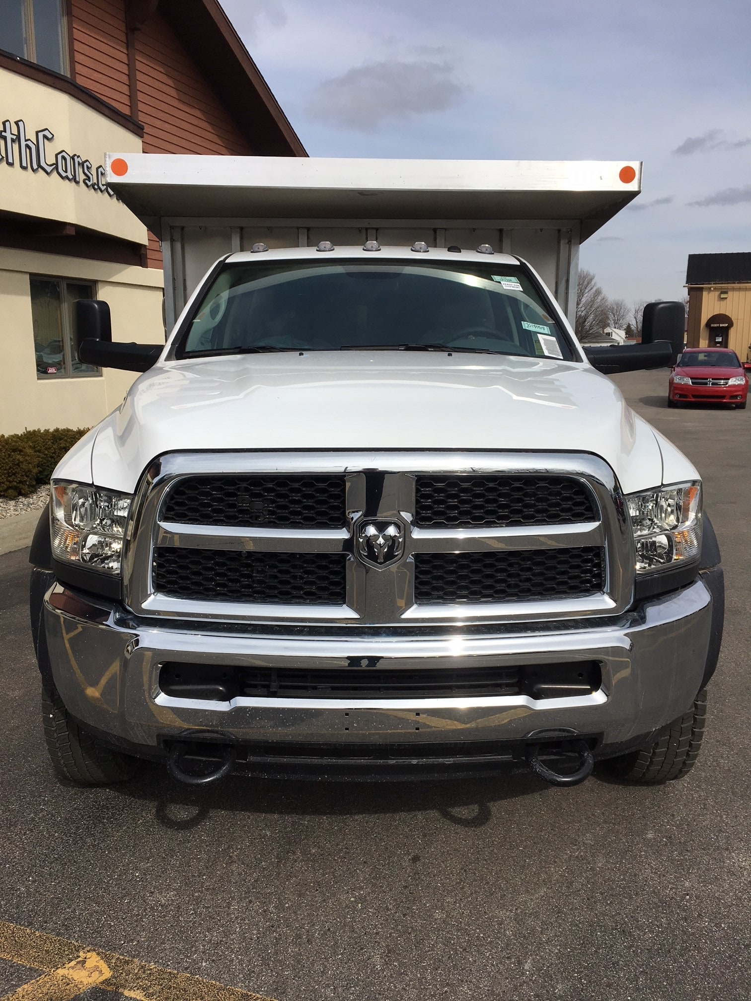 2018 Ram 4500 Regular Cab DRW 4x4, Monroe Landscape Dump #18627 - photo 4