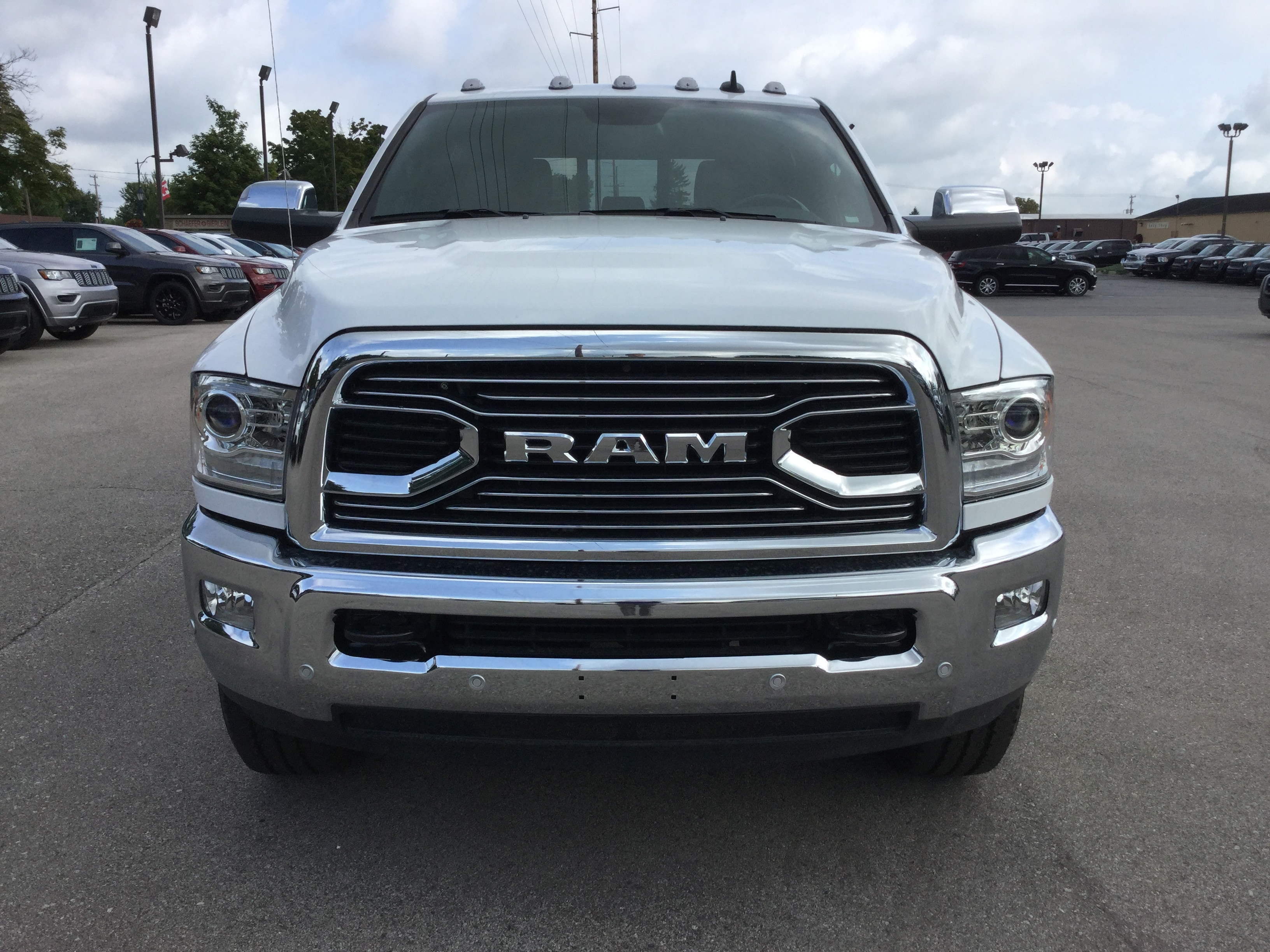 2018 Ram 2500 Crew Cab 4x4,  Pickup #18910 - photo 3