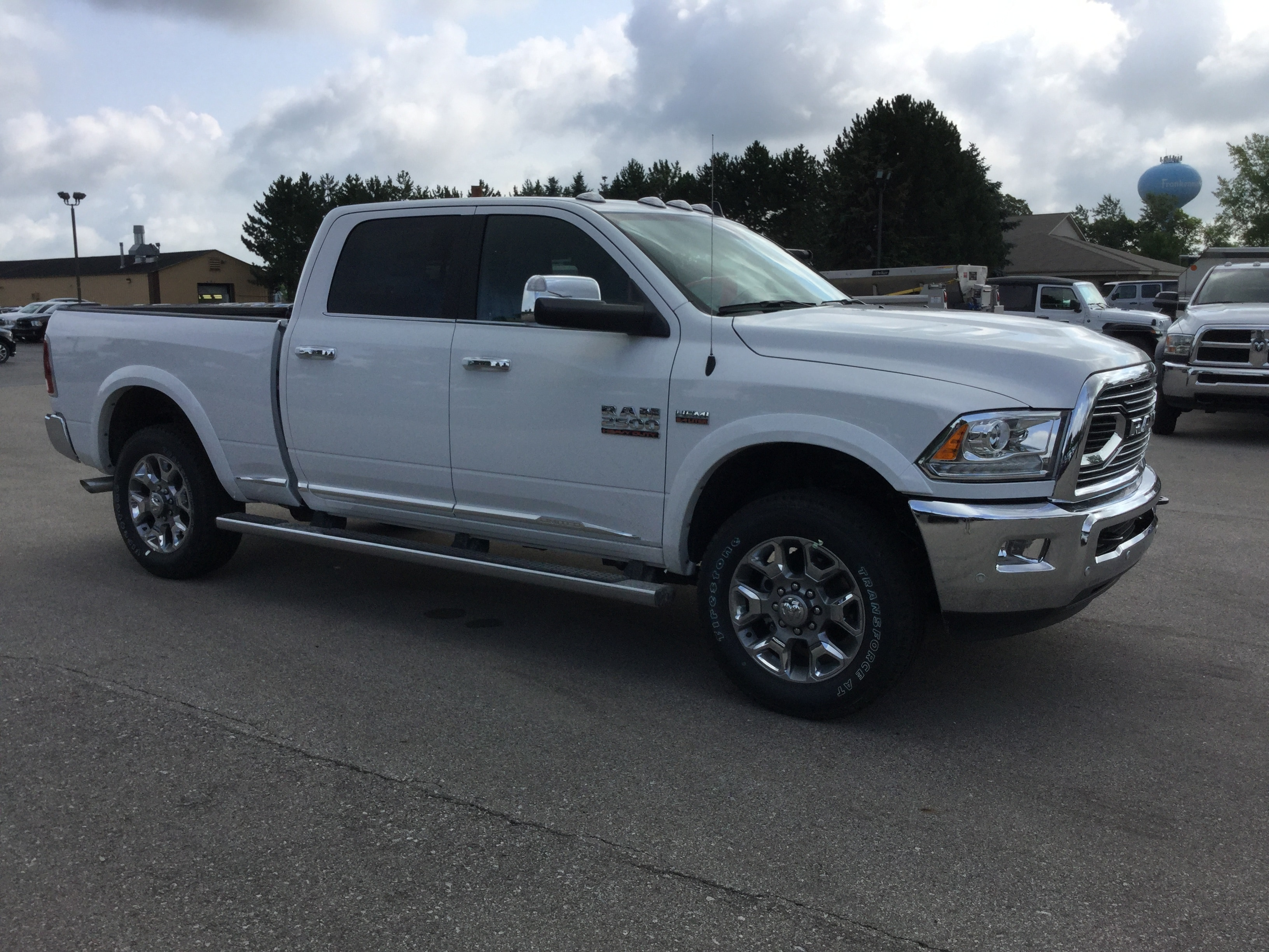 2018 Ram 2500 Crew Cab 4x4,  Pickup #18910 - photo 4