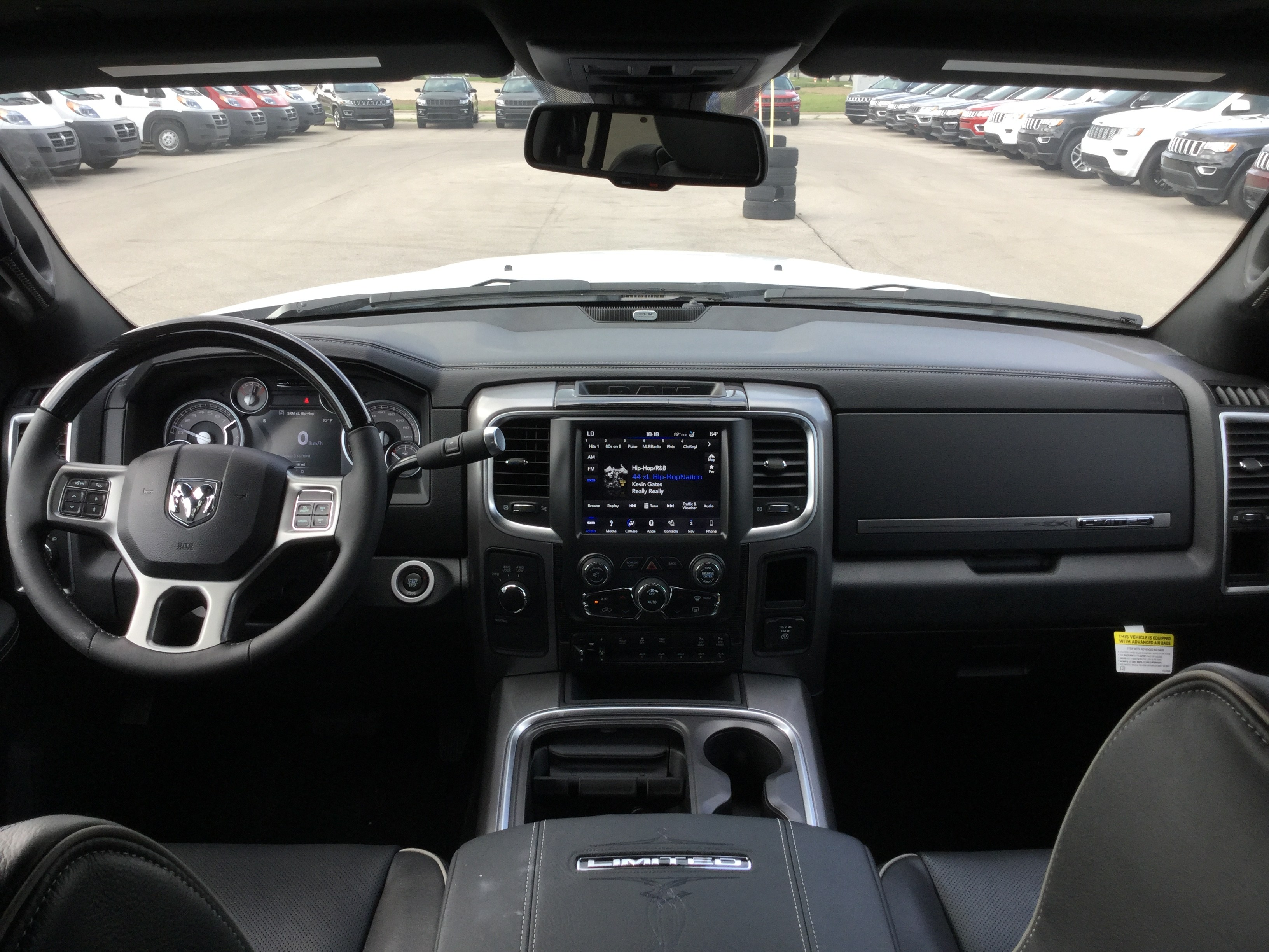 2018 Ram 2500 Crew Cab 4x4,  Pickup #18910 - photo 7