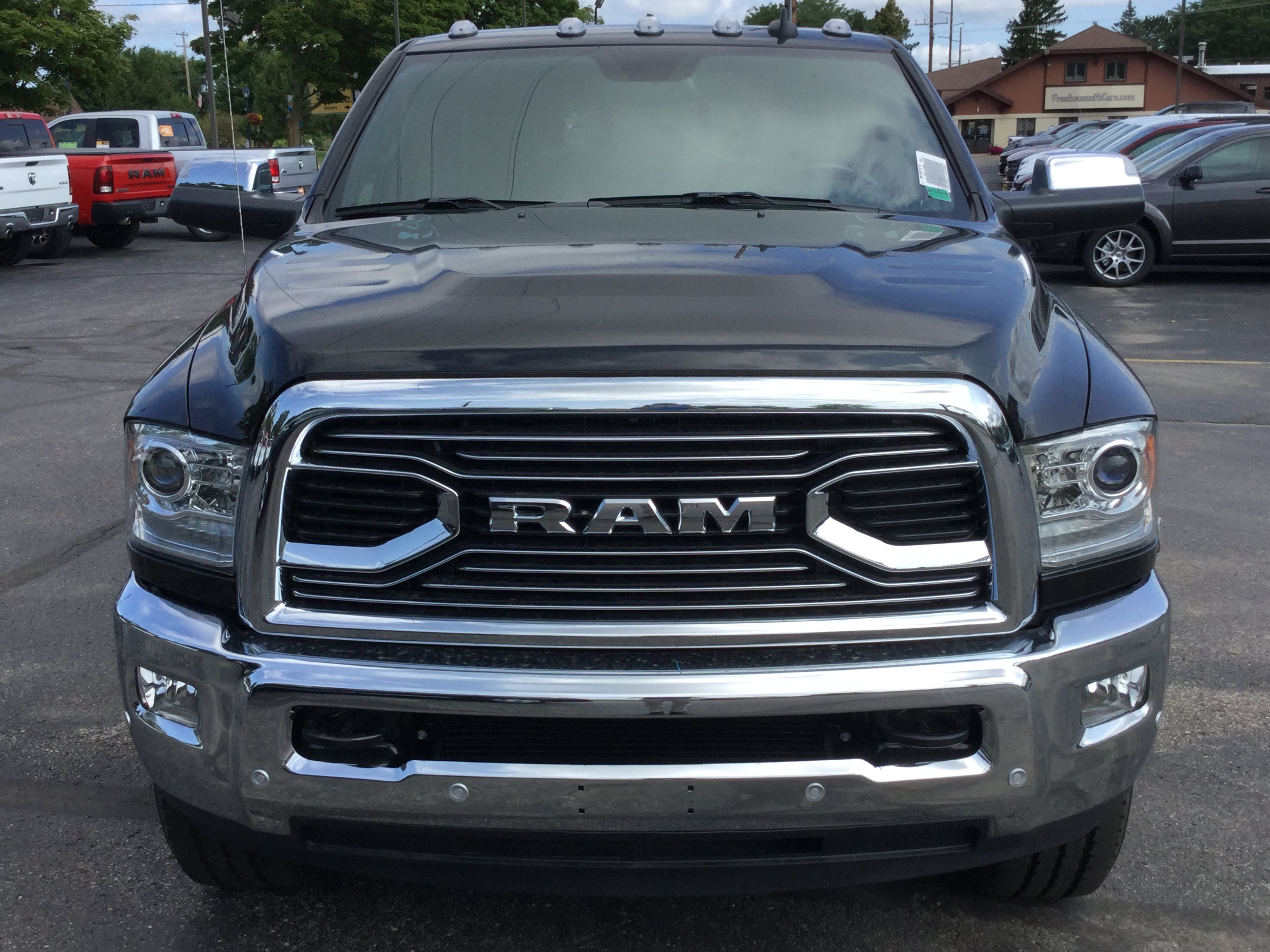 2018 Ram 2500 Mega Cab 4x4,  Pickup #18911 - photo 3