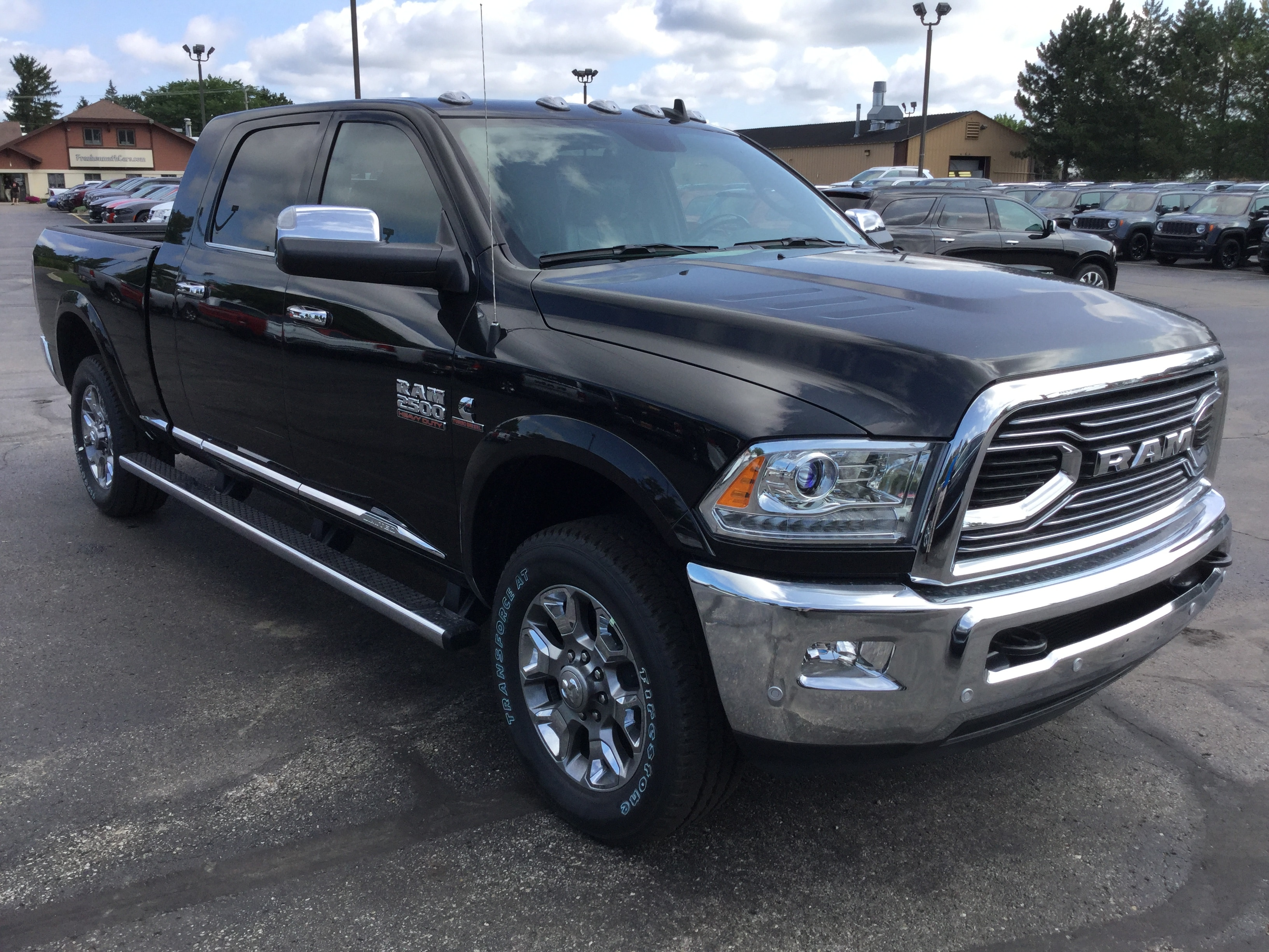 2018 Ram 2500 Mega Cab 4x4,  Pickup #18911 - photo 4
