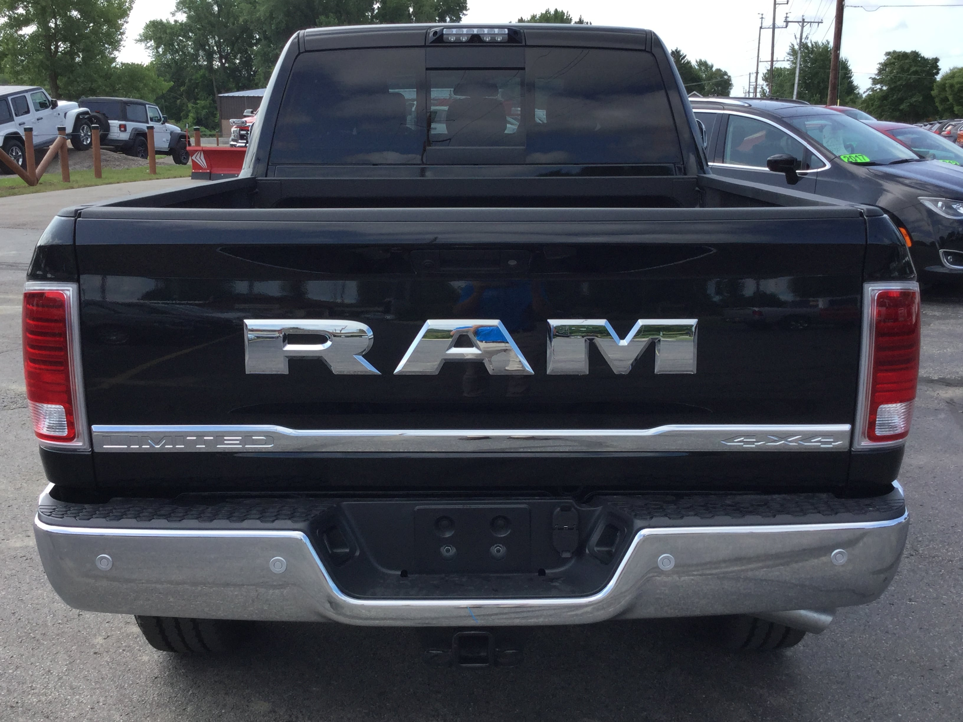 2018 Ram 2500 Mega Cab 4x4,  Pickup #18911 - photo 2