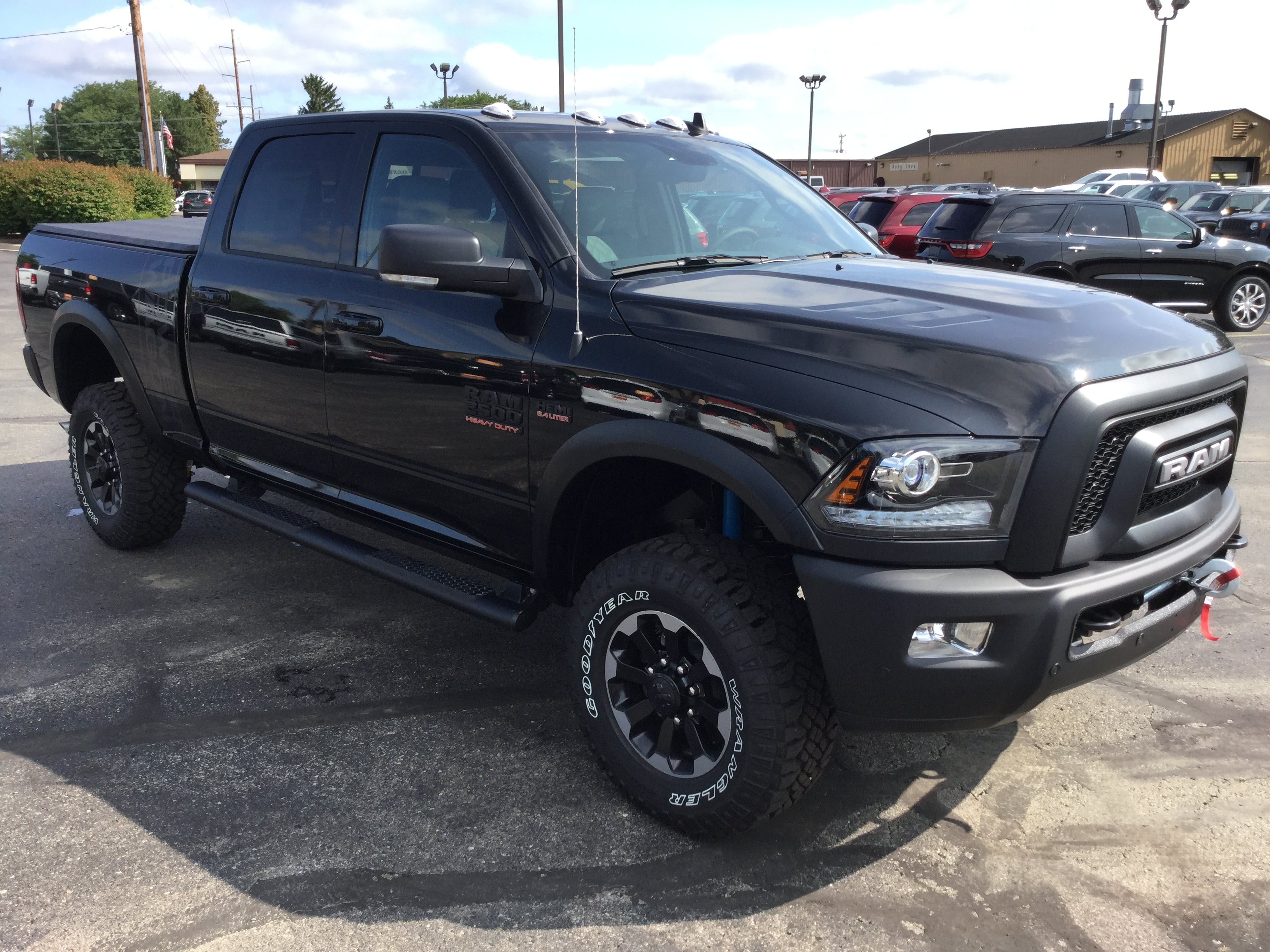 2018 Ram 2500 Crew Cab 4x4,  Pickup #18926 - photo 4