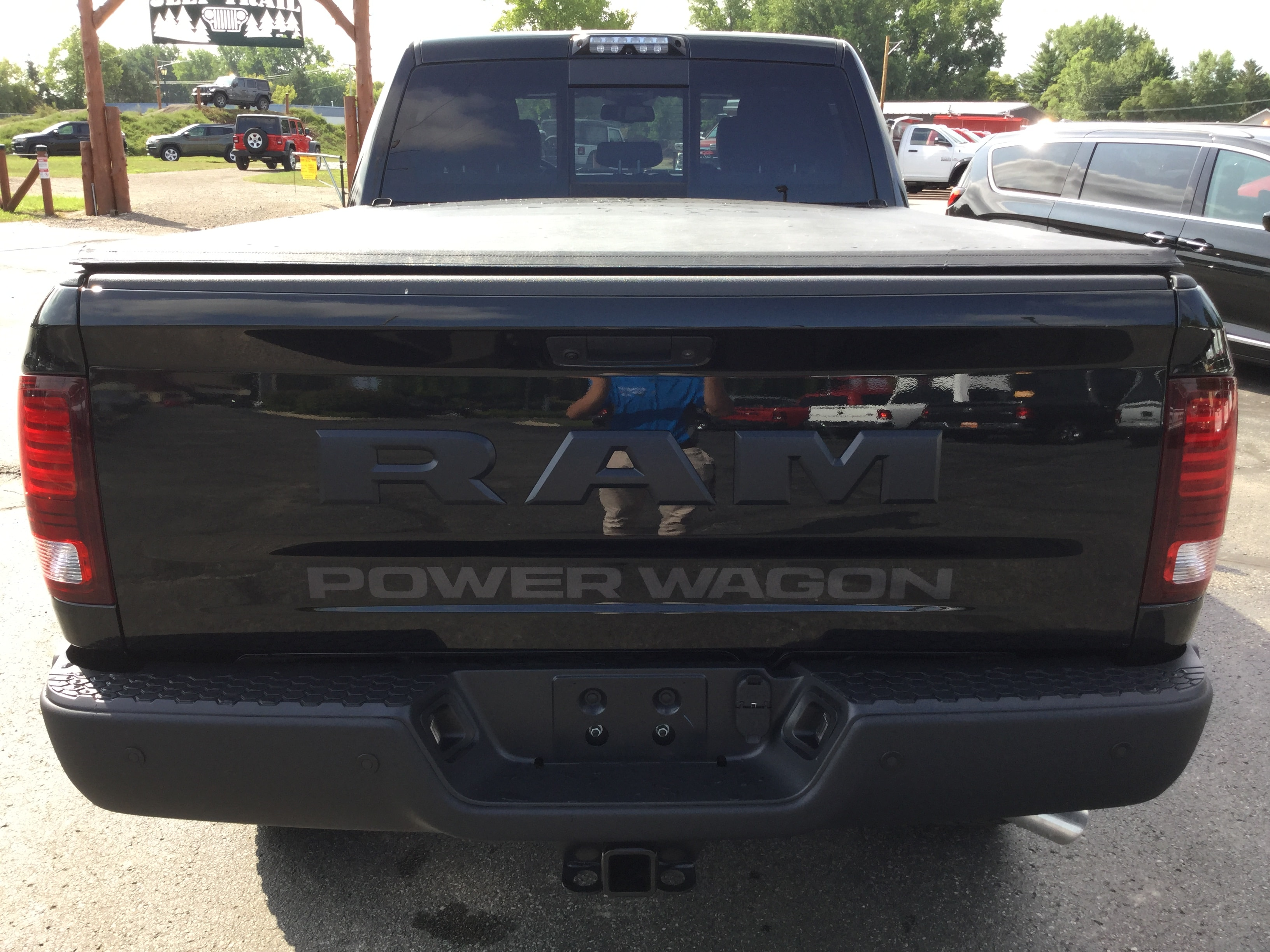 2018 Ram 2500 Crew Cab 4x4,  Pickup #18926 - photo 2